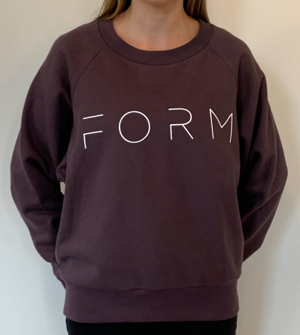 FORM Sweater - Mauve