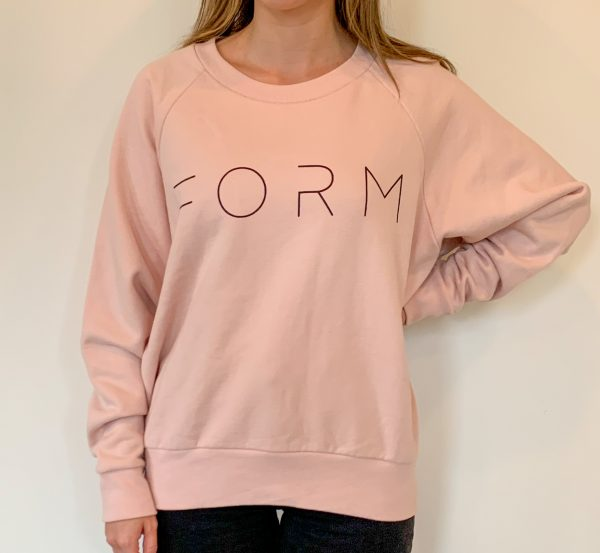 FORM Sweater - Pink